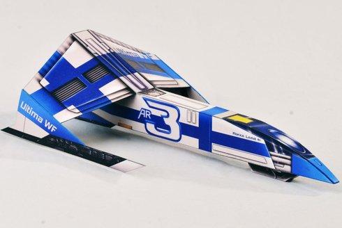 Astro Racers: 03 – Ultima WF