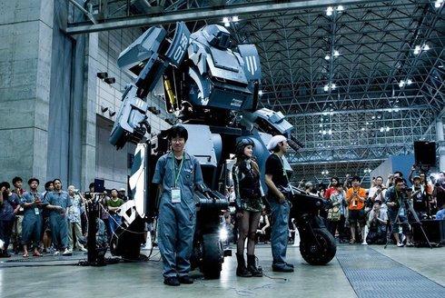 Oblečte si robota: Skutečný stroj jako ze sci-fi