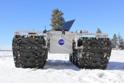 Robot bude zkoumat Grónsko