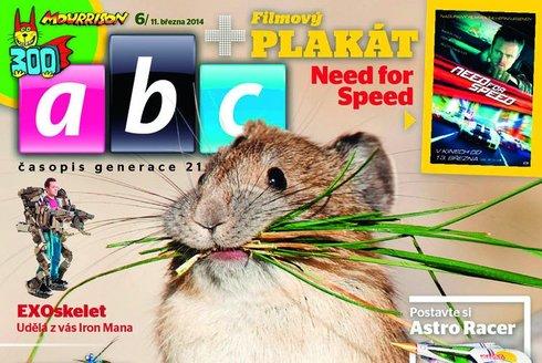 Co bude v ABC č. 6: Roztomilé číslo