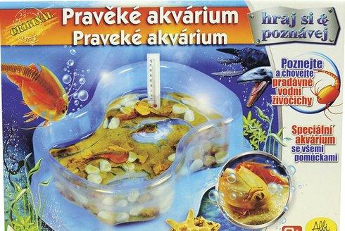 Vlastní pravěké akvárium  v experimentální sadě? Můžete ho mít taky
