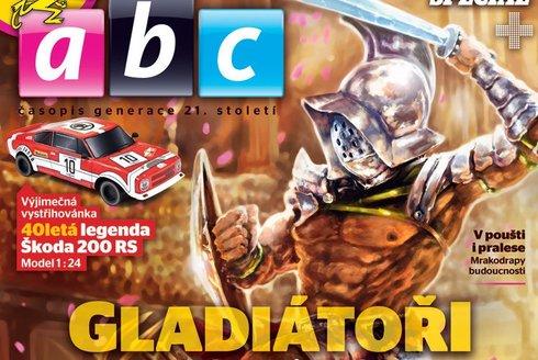 Co bude v ABC č. 10: Gladiátoři a spol.
