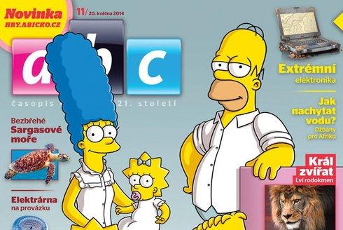 Co bude v ABC č. 11: Simpsonovi slaví čtvrtstoletí