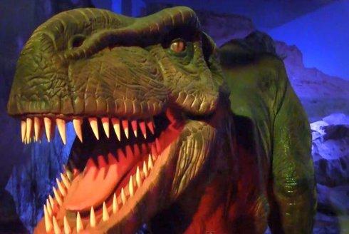 Výlet do pravěku: Byli jsme v Dinoparku