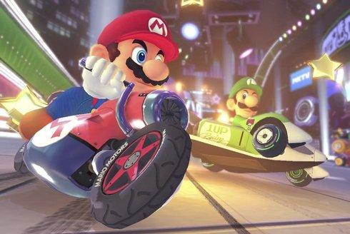Zapařili jsme: Šílené závody Mario Kart 8