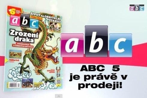 Co bude v ABC č. 5: Zrození draka