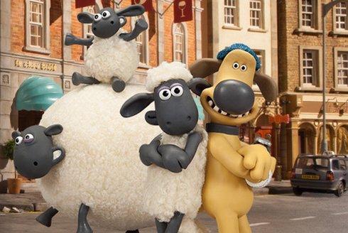 Ovečka Shaun útočí na kina a bude to sranda!