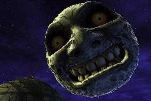 The Legend of Zelda: Majora's Mask 3D je jízda!