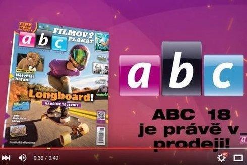 Vychází ABC 18: Nové ábíčko nabírá nebezpečnou rychlost