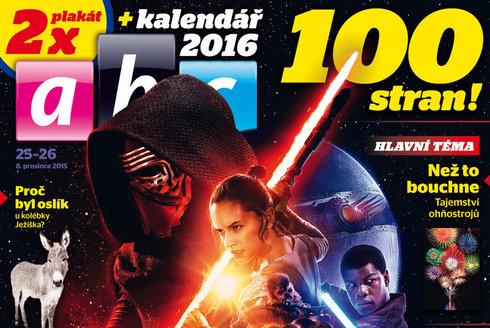 ABC 25/26: Co v něm najdete? Star Wars a spol!