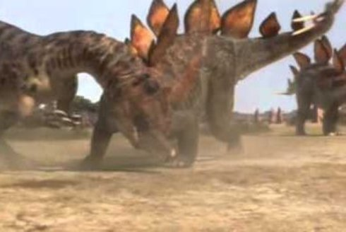 Zabiják stegosaurus: Býložravý drsňák