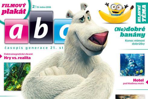 ABC 2: Medvědi přicházejí o led
