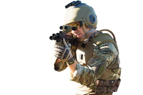 Voják budoucnosti: Už brzy v akci!