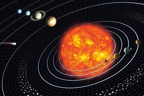 Vesmír v počítači: Virtuální planetárium i reálný přehled kosmického smetí