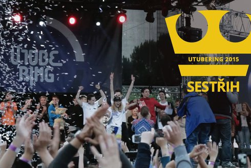 UTUBERING 2015 - 27.6. Praha Letňany: Video z místa