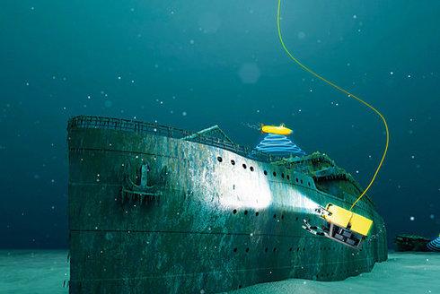 Titanic v Praze: Čím byl výjimečný?