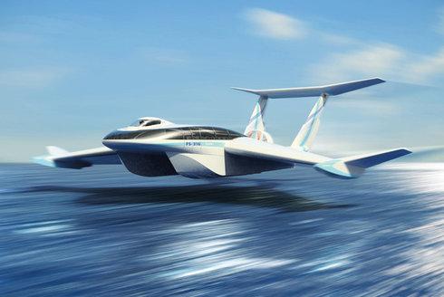 FlyShip: Létající loď je tady! Všichni na palubu!