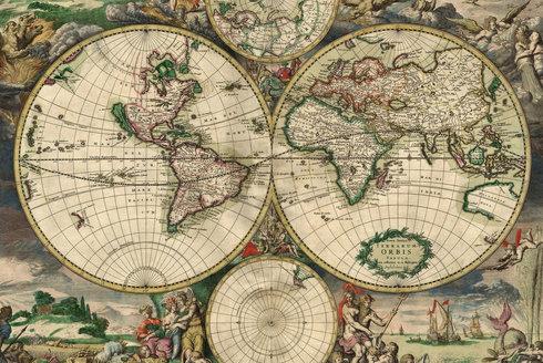 Projekt Staré mapy: Staň se kartografem!