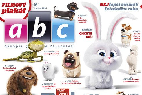 Nové číslo ABC: Ukázka z ábíčka 16