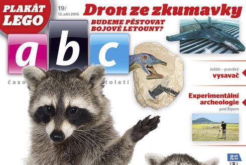 ABC 19: Nové číslo ábíčka se zakázanými zvířaty