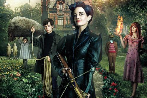 Hrdinové Sirotčince slečny Peregrinové pro podivné děti