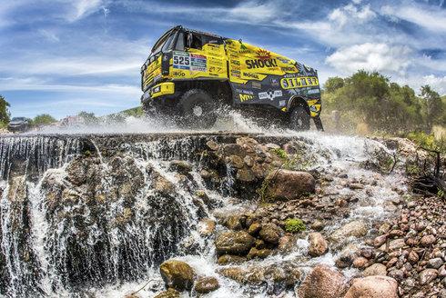 Rallye Dakar 2016: Nejmladší jezdec míří kupředu