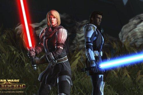 Star Wars: The Old Republic s novým dodatkem