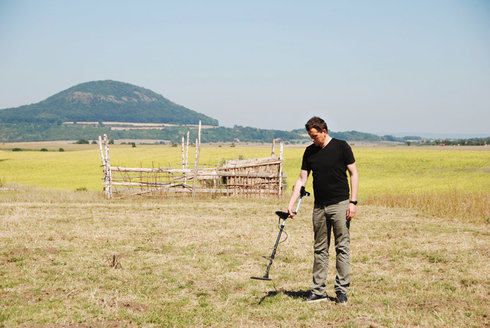 Jeden den archeologem: History Park Ledčice