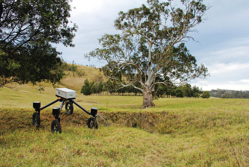 SwagBot: Robotický honák z Austrálie