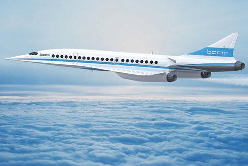 Boom XB-1: Nejrychlejší civilní letadlo