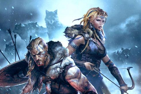 RECENZE hry Vikings: Wolves of Midgard, která nemůže být špatná!
