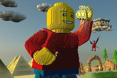 LEGO Worlds v Londýně: Cesta za virtuálními kostičkami