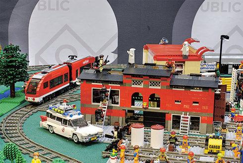 Brick Republic: Kostky, kam se podíváš