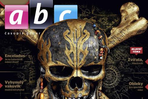 ABC 11/2017: Nové číslo s Piráty z Karibiku