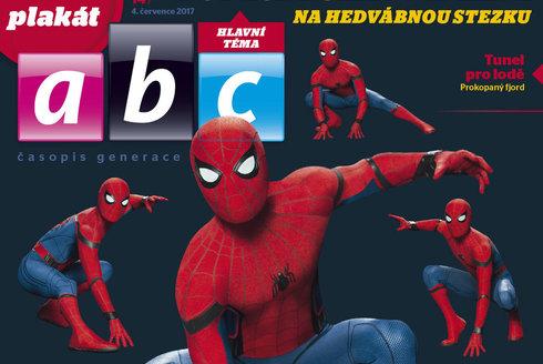 ABC 14/2017: Spider-Man a Hedvábná stezka