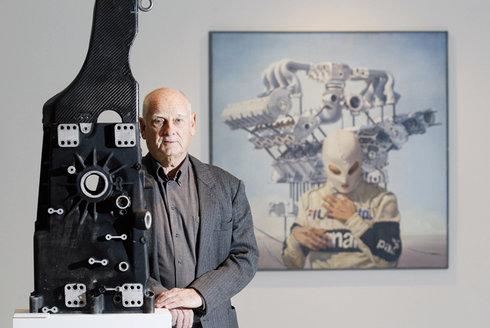 Od aut k filmu: Univerzální umělec Theodor Pištěk