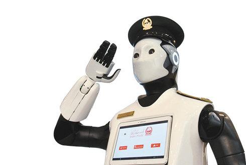 Emírův RoboCop: Ve službách dubajské policie