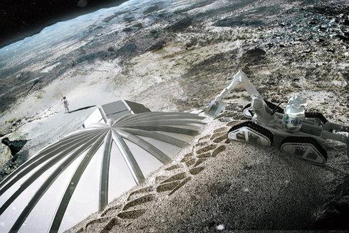 Lunární základna: Plány na dobytí Měsíce