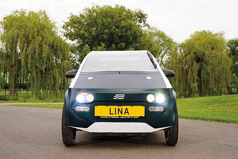 Lina: Auto z řepy a lnu