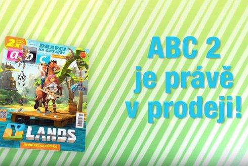 ABC 2/2018: Nové ábíčko s českou herní peckou Ylands