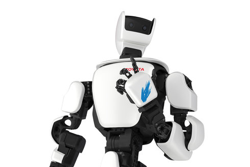 Robot T-HR3: Nedokonalý humanoid