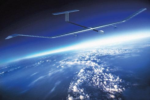 Pseudosatelity: Mezi družicí a dronem