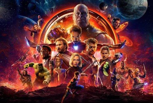 Avengers: Infinity War je nejvíc superhrdinský film ze všech