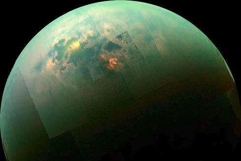 Mimozemský oceán v laboratoři: NASA testuje Titan