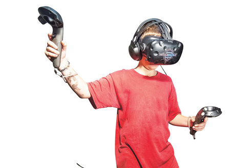 Virtuální herna: Zábava i poučení