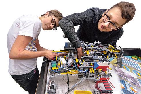 Hobby Robot: V týmu nejlepších mladých robotiků