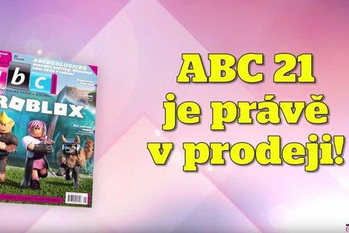 Vychází nové číslo časopisu ABC 21/2018