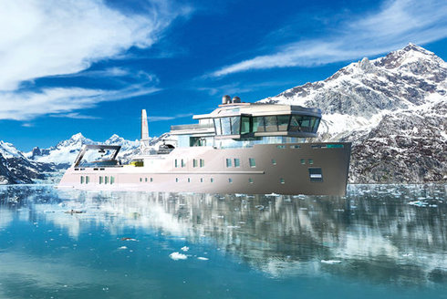 Arktická jachta: Loď Ida Pfeiffer