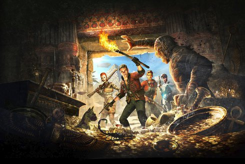 Hry v ABC 22/2018: Strange Brigade, Thronebreaker: The Witcher Tales a Starlink: Battle for Atlas