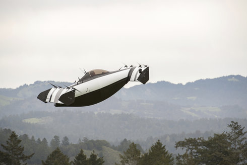 BlackFly: Legální létající auto